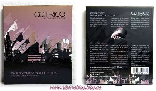 """Catrice Big City Life """"The Sydney Collection"""" (Limited Edition)"""