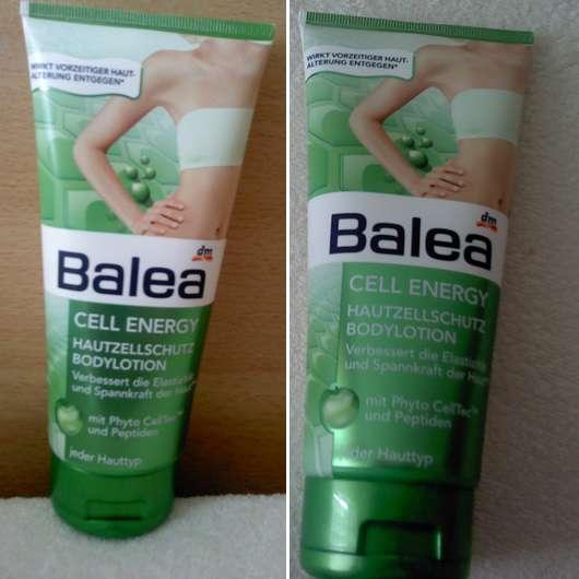 <strong>Balea Cell Energy</strong> Hautzellschutz Bodylotion
