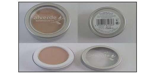 alverde Cream To Powder Concealer