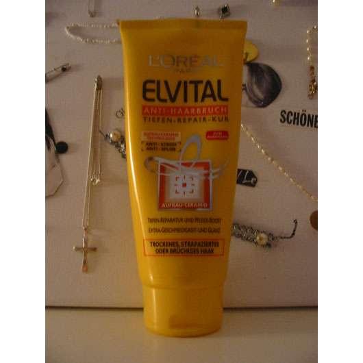 L'Oréal Paris Elvital Anti-Haarbruch Tiefen-Reparatur-Kur