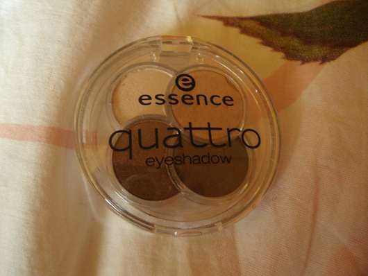 essence eyeshadow quattro, Farbe: 05 to die for