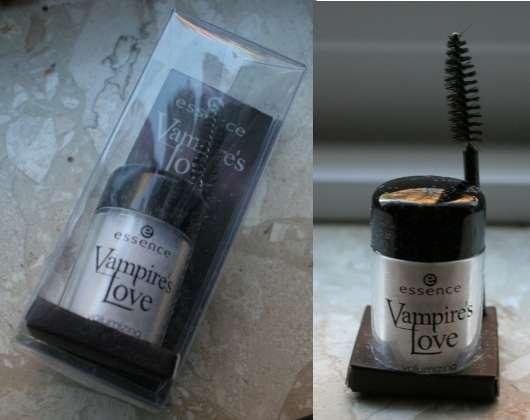 essence Vampire's Love lash powder – 01 eye need you (Limited Edition)