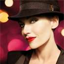 Lancôme Golden Hat Collection by Kate Winslet