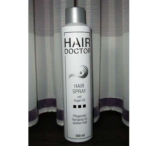 Hair Doctor Hair Spray mit Argan Oil