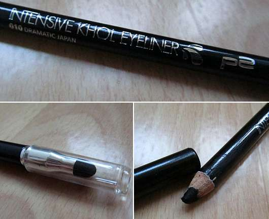 p2 intensive khol eyeliner, Farbe: 010 Dramatic Japan