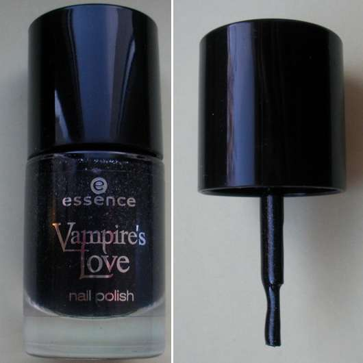 essence Vampire's Love nail polish, Farbe: 05 hunt me if you can (Limited Edition)