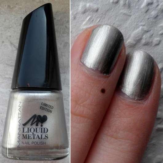 Manhattan Loves Liquid Metals Nail Polish, Farbnr.: 101Z (Limited Edition)