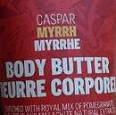 Kings & Queens Body Butter Myrrhe
