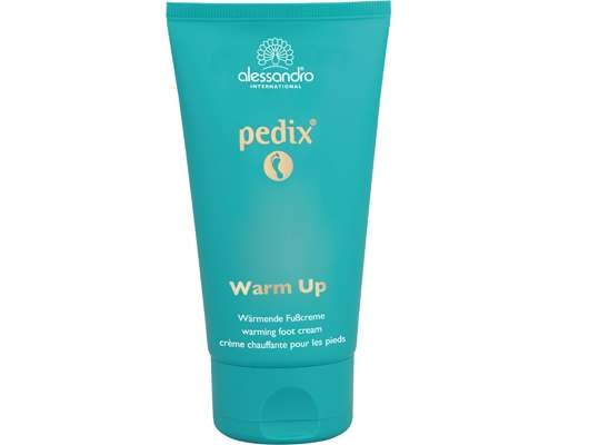alessandro International PEDIX Warm Up! Fußcreme