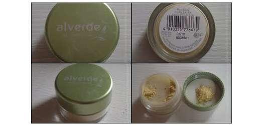 """alverde Mineral Concealer """"Anti-Schatten"""""""