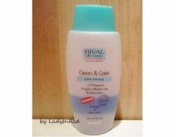 Produktbild zu Rival de Loop Clean & Care 2-Phasen Augen Make-up Entferner