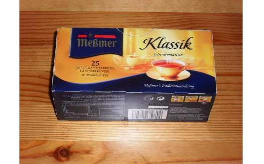 <strong>Meßmer</strong> Schwarztee Klassik