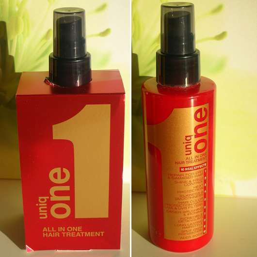 Revlon Uniq One All In One Hair Treatment