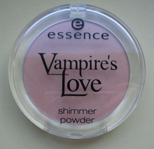 essence Vampire's Love shimmer powder, Farbe: 01 lil' vampire (Limited Edition)