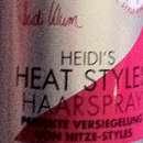 Schwarzkopf 3 Wetter taft Heidi's Heat Styles Haarspray