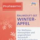 "Profissimo Raumduft-Set ""Winterapfel"""