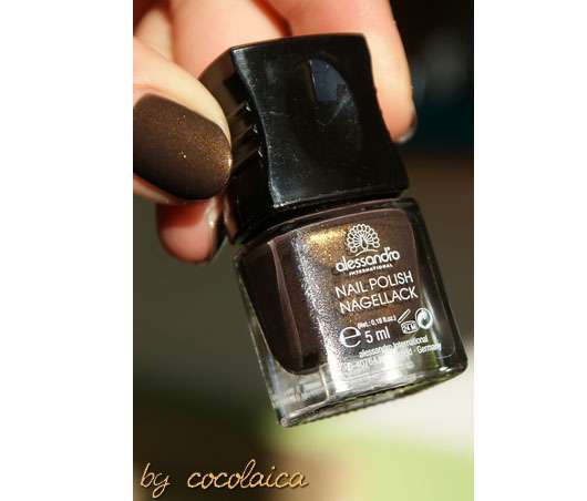 """alessandro International Nail Polish, Farbe: Russian Roulette (""""GLAM Session"""")"""