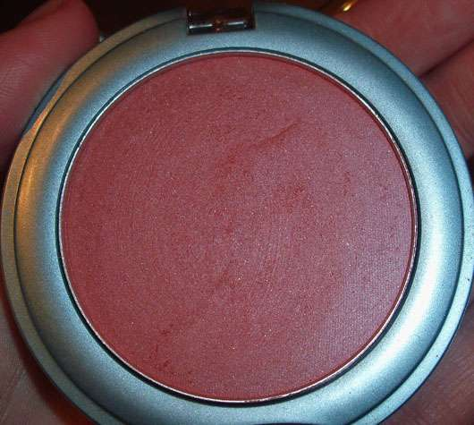 Alterra Rougepuder, Farbe: 07 red blush