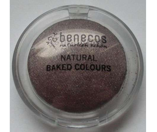 benecos Natural Baked Colours Eyeshadow, Farbe: Chocolate