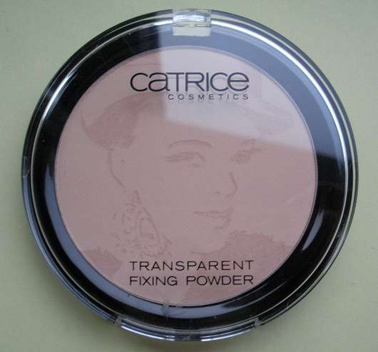"""Catrice Transparent Fixing Powder (""""Welcome to Las Vegas"""" LE)"""