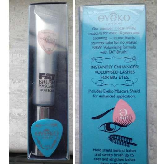 Eyeko Fat Brush Mascara Big & Bold