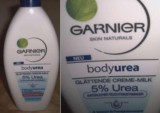 Garnier bodyurea Intensiv 24h Hautglättende Creme-Milk