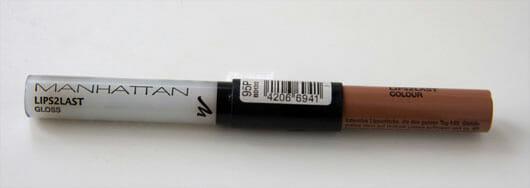 Manhattan Lips2Last Gloss, Farbe: 95P
