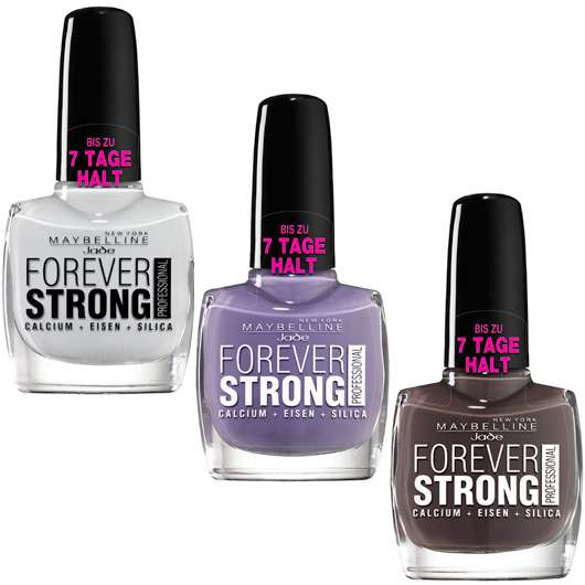 Maybelline Jade Forever Strong Professional Nagellack