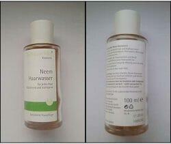 Produktbild zu Dr. Hauschka Neem Haarwasser