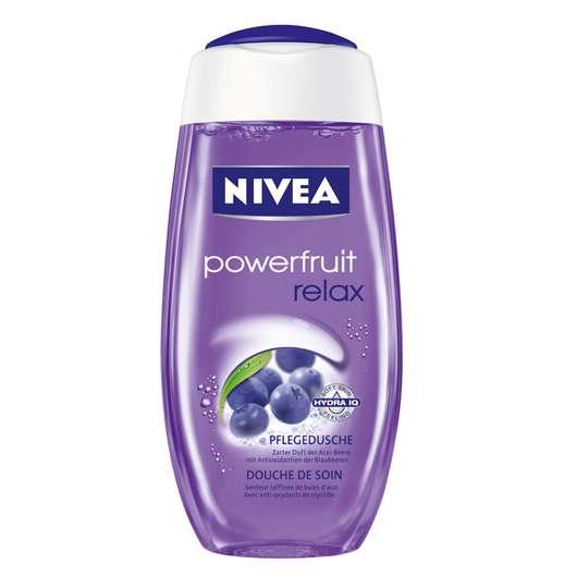 NIVEA Powerfruit Relax Duschgel