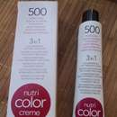 Revlon Professional Nutri Color Creme 3 in 1 Tönungskur, Farbe: 500 Purpur Rot