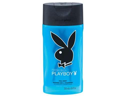 Die neuen Playboy Shower Gels