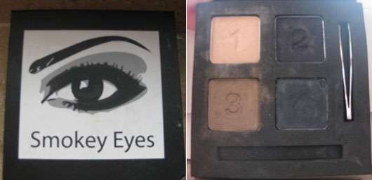 Tchibo Smokey Eye Palette