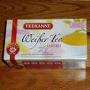 Teekanne Weißer Tee Jasmin