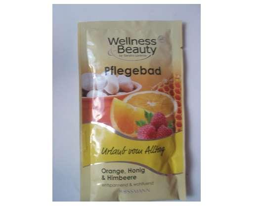 "Wellness & Beauty Pflegebad ""Urlaub vom Alltag"""