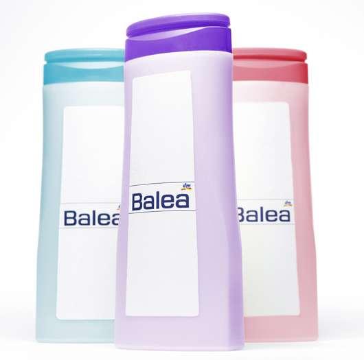 Die persönliche Balea-Wunschdusche auf Bestellung