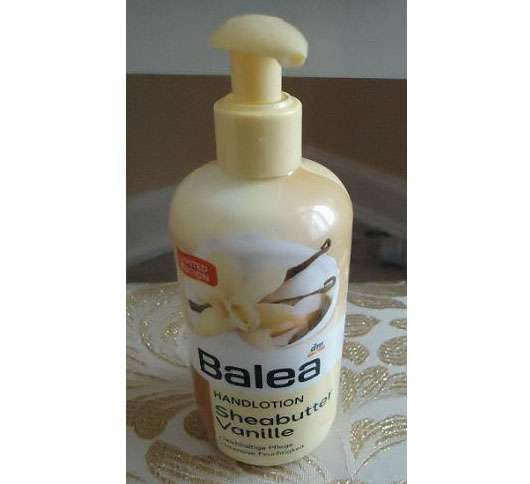 "Balea Handlotion ""Sheabutter & Vanille"" (Limited Edition)"