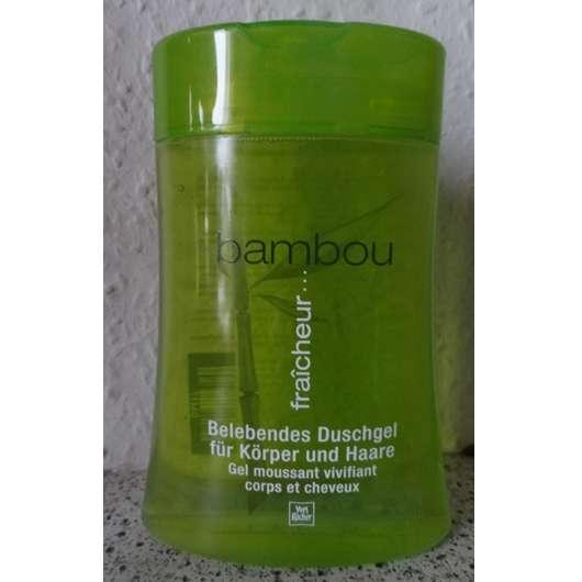 Yves Rocher Fraîcheur Végétale Belebendes Duschgel für Körper und Haare mit Bambus