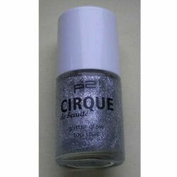 Produktbild zu p2 cosmetics cirque de beauté glitter glow top coat – Farbe: 010 shimmering moments (LE)