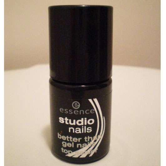 essence better than gel nails top sealer