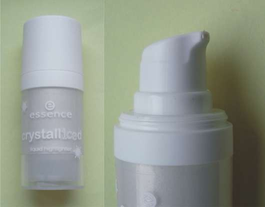 essence crystalliced liquid highlighter (Limited Edition)