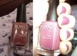 Produktbild zu KIKO nail lacquer – Farbe: 317