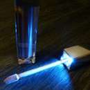 beautycycle light-up lip gloss, Farbe: Champagne