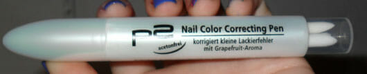 p2 Nail Color Correcting Pen (acetonfrei)