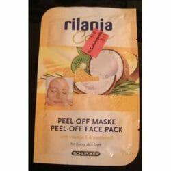 Produktbild zu Rilanja Peel-Off Maske
