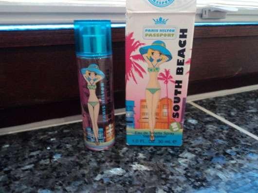 """Paris Hilton Passport Collection """"South Beach"""" Eau de Toilette Spray"""