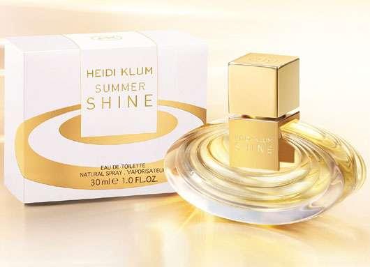 Heidi Klum präsentiert Summer Shine