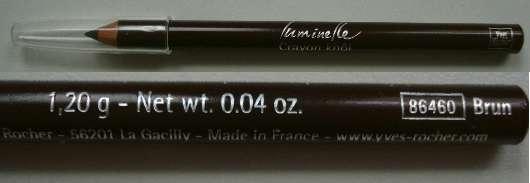 Yves Rocher Luminelle Crayon Khôl, Farbe: Braun