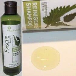 Produktbild zu Yves Rocher Purité Reinigendes Shampoo für fettiges Haar