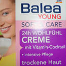Balea Young Soft & Care 24h Wohlfühl Creme (für trockene Haut)